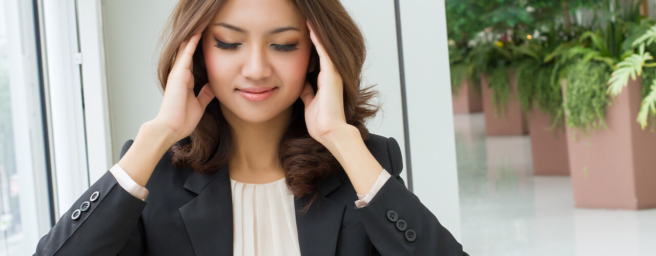 Say Goodbye to Persistent Tension Headaches With Physical Therapy